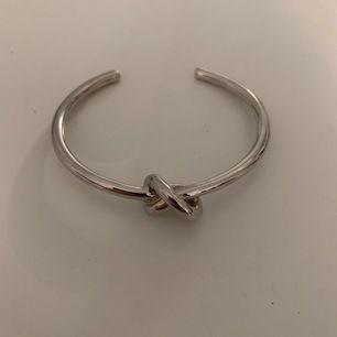 Jätte fin silver armband