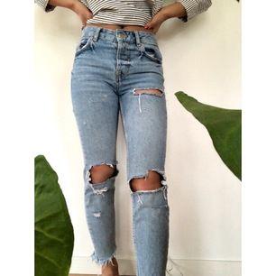 Jätte snygga jeans. Frakt tillkommer på 62kr.