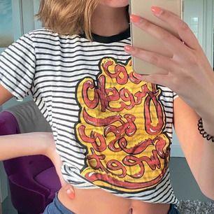 Randig tröja från Zara i tryck! 60 kr plus frakt!🥰