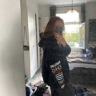 Cool hoodie från Zara, nästan inte alls använd✨💙🦋