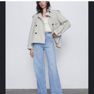 Ett par skit snygga helt nya zara jeans! Frakt 60 kr som köparen betalar. Pris kan sänkas vid snabb affär💕