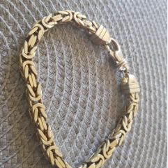 Armband  Kejsarlänk. Accessoarer.