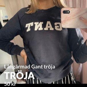 Gant tröja i bra skick för bara 50kr!