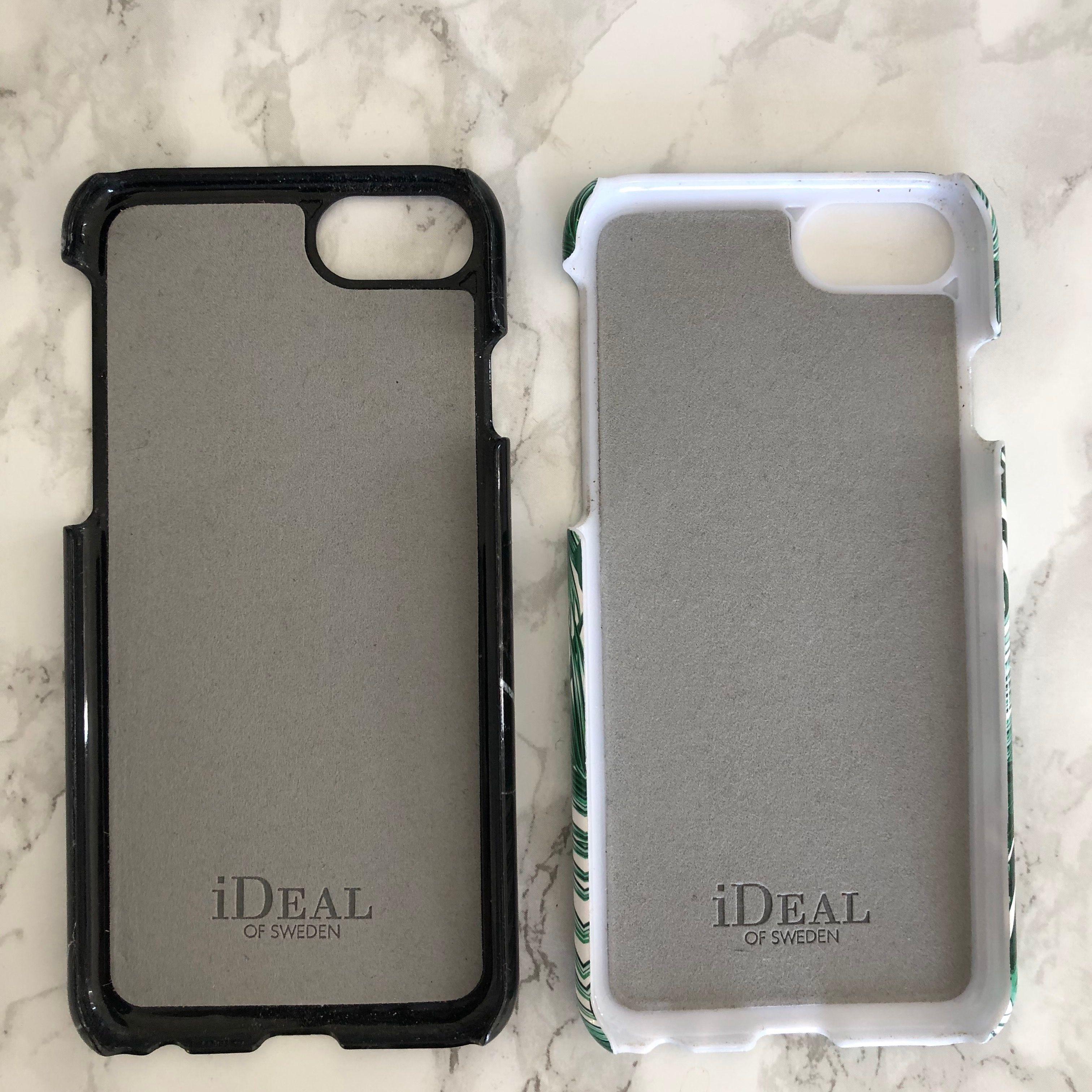 IPhone skal från Ideal of sweden. Äkta och väl använda men inte trasiga eller något sånt. Frakten ingår i priset. Priset gäller styckvis. ☺️. Accessoarer.