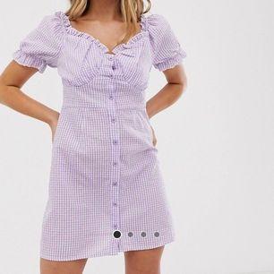 Endast testad superfin klänning från Asos (missguided) som är slutsåld. Tyvärr var den lite liten på mig, därav säljer jag den😭