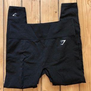 Vital seamless leggings i Gymshark. Storlek L. 🤚🏼 Köparen står för frakten.