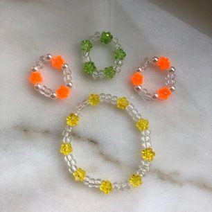 Ring 40kr inklusive frakt  Armband 55kr inklusive frakt                               Insta: Kissntelljewelry