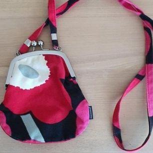 Fin plånbok väska från marimekko