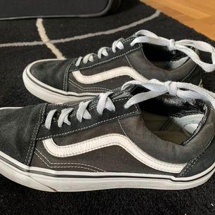 Old Skool Vans, ok condition