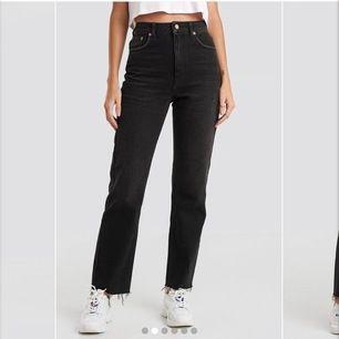 Raka jeans från nakd, endast testade, frakt ingår i priset