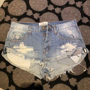 Super fina jeans shorts! Frakt tillkommer💙