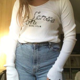 En tröja som aldrig kommer till andväningen