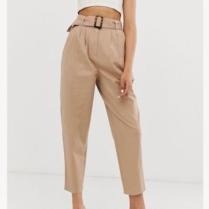 Beige trousers from ASOS unused