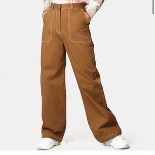 Jätte snygga byxor från junkyard, använda 1 gång. Säljer pga dom är för stora. Strl s!