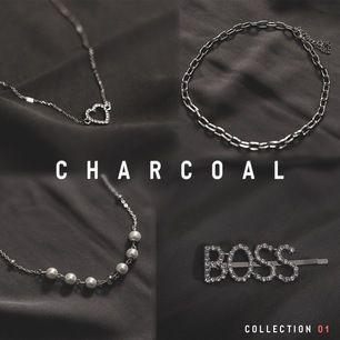 Nu lanserar jag nya CHARCOAL Smycke kollektion från mitt företag ZOHIO Jewelry! Väldigt fina smycken med hög kvalitet🥰 Vid intresse kolla in individuella inläggen🥰