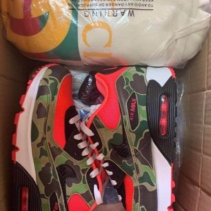 Nike Air Max 90 Reverse Duck Camo (2020) brand new never worn.Freshness! Box not included.