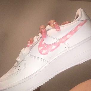 Nike air force med egen desgin