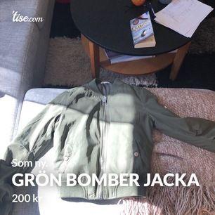 Säljer pågrund av att den är för liten för mig! Jackan är som ny! Pris kan diskuteras! Köparen står för frakten! Kan mötas upp!