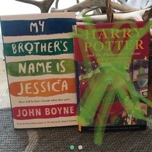 """""""My brothers name is Jessica"""" av JOHN BOYNE  50kr."""
