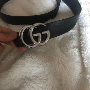 Gucci bälte i bra skick