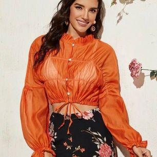 Hej💕 säljer denna vackra blusen. Har endast andvänt EN gång! Köpte för 139kr men säljer den för ENDAST 65kr!!! 💖
