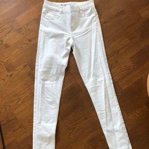 Vita jeans. Säljes pga används inte. Köpare står för frakten