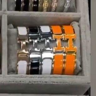 Helt nya clic clac armband från Hermes. Kopia!