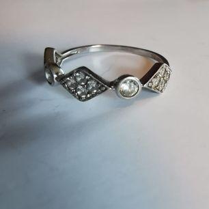 GHA sterling Silver ring, 925