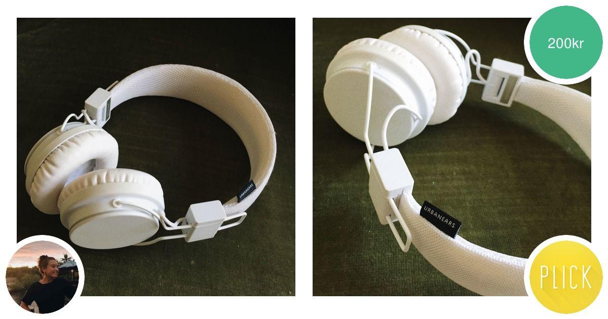 Plattan Hörlurar från urban ears - Accessoarer - Second Hand 9665185b0bad2
