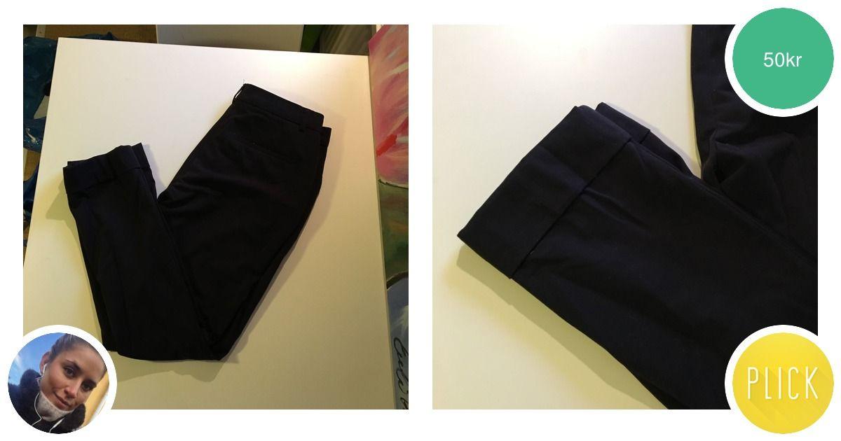 Sköna kostymbyxor från Mango i - Jeans   Byxor - Second Hand 1cfb8ba7d69b7