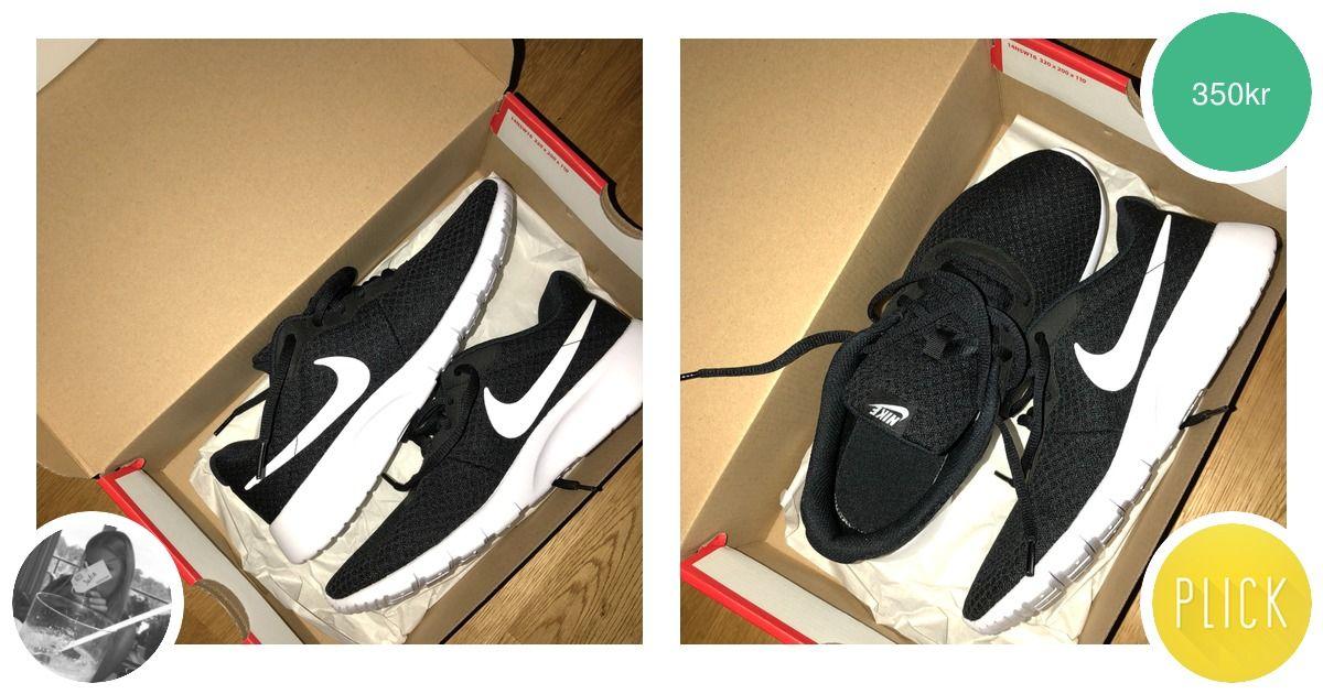 Helt nya och oanvända Nike Tanjun från junioravdelningen Nypris: 500kr