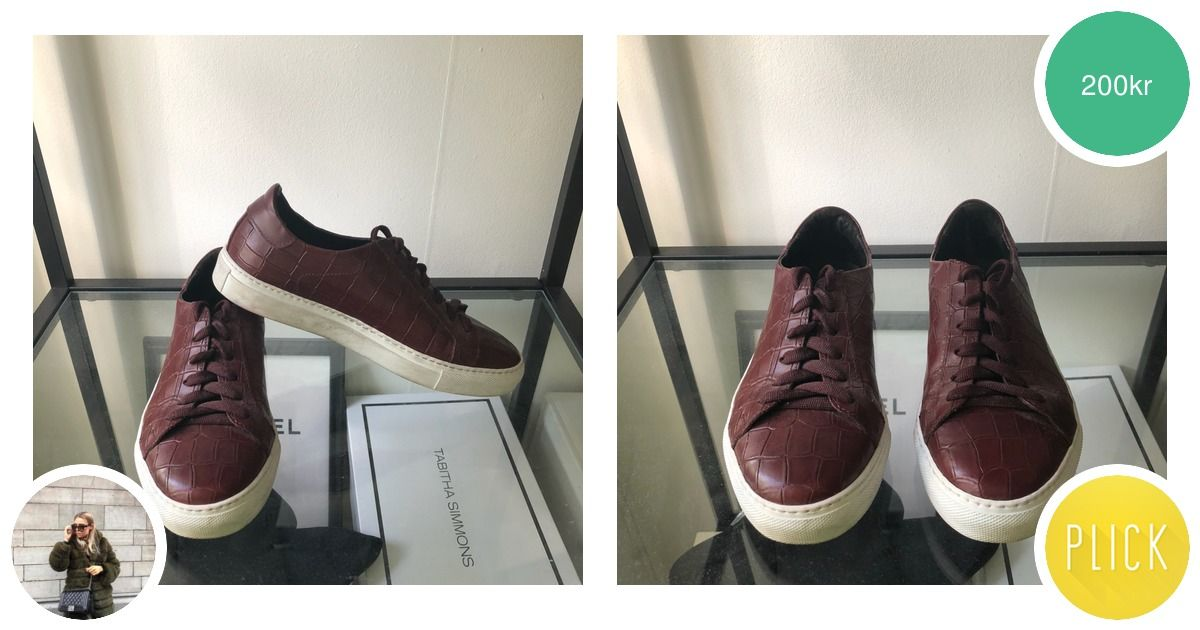 Rizzo skor köpta på NK rean fint - Skor - Second Hand 1206b34a4fb7b