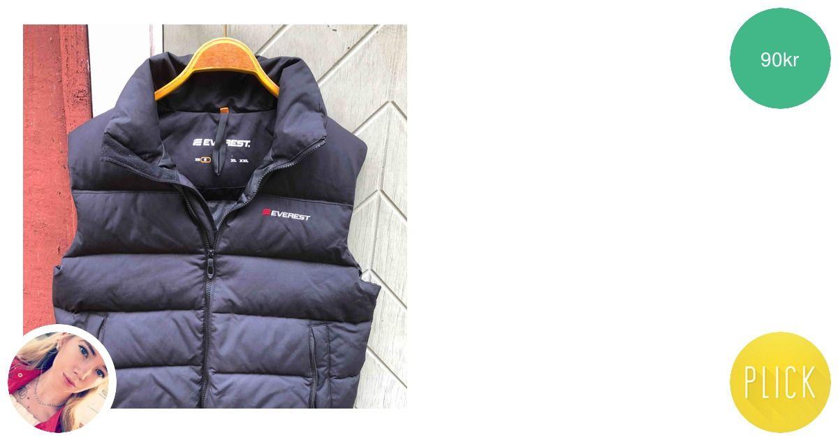 Väst Everest i storlek S Jackor - Second Hand 3cff457e1f71d